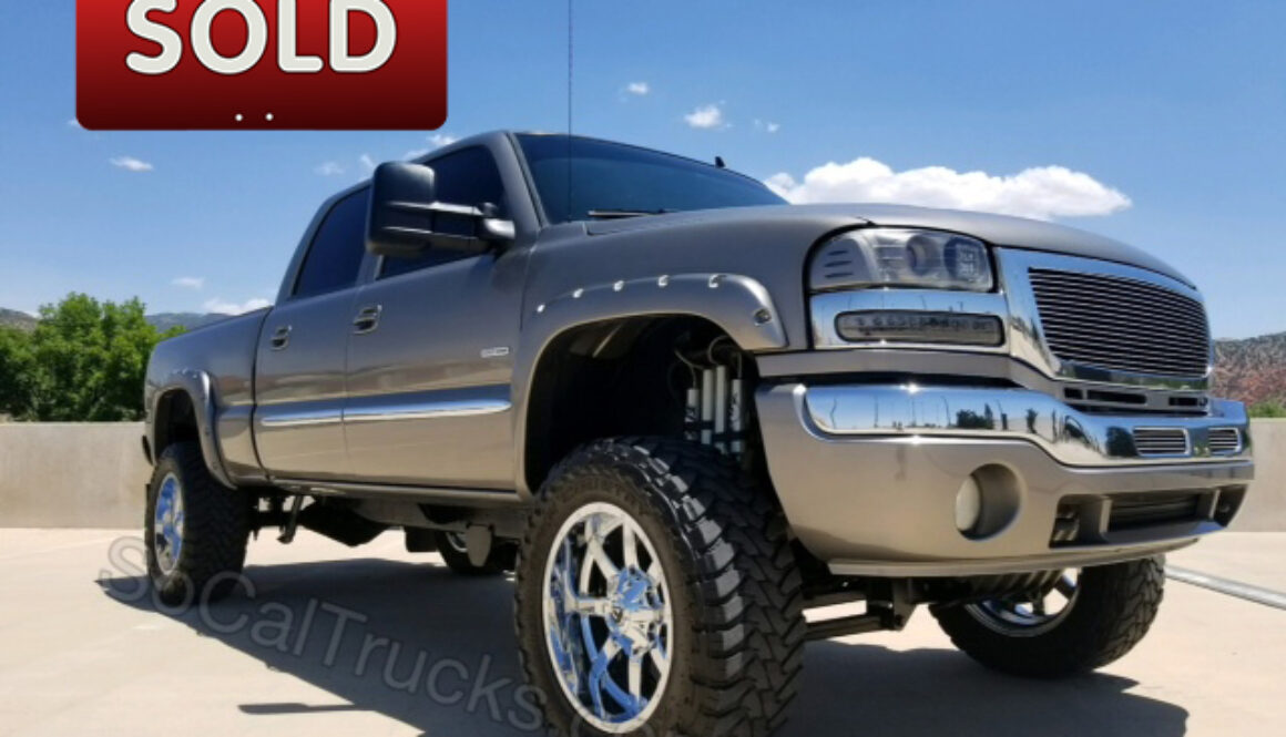 SoCaltruck for sale