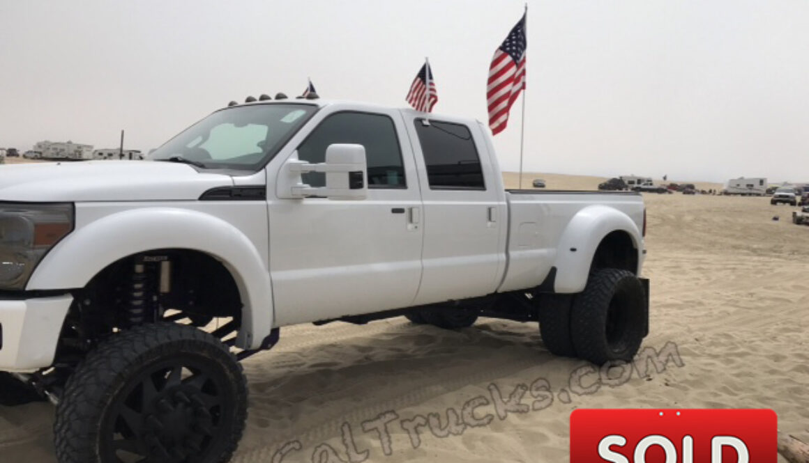 Ford Dually For Sale