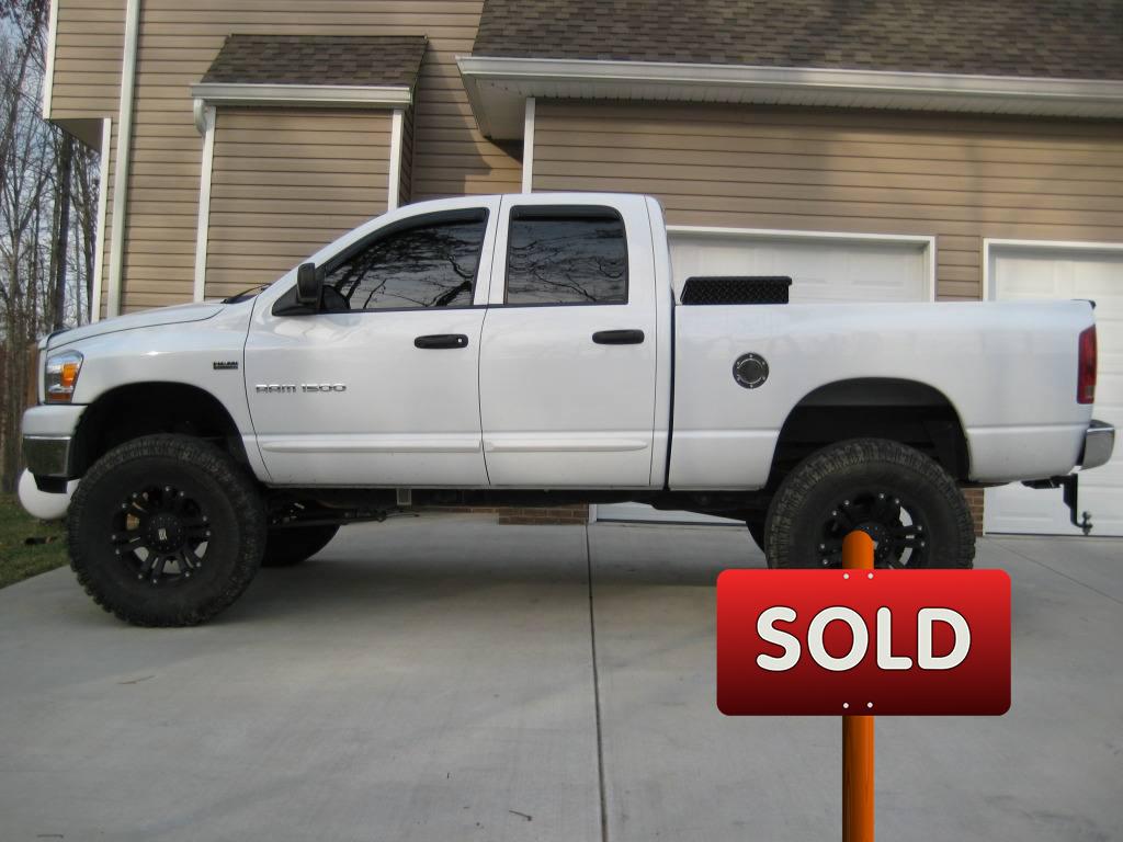 4 Inch Lift Kit For Dodge Ram 1500 4wd >> 2006 Dodge Ram 1500 SLT - SOLD! | SoCal Trucks