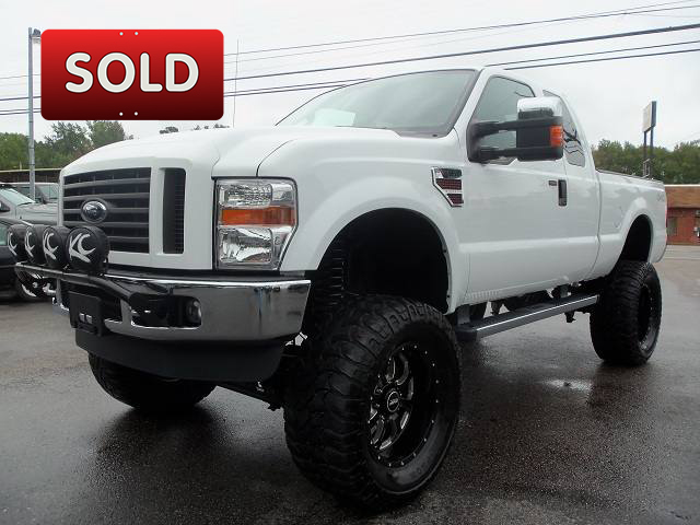 2017 F250 Lifted >> 2009 Ford F250 Lifted Diesel - SOLD! | SoCal Trucks