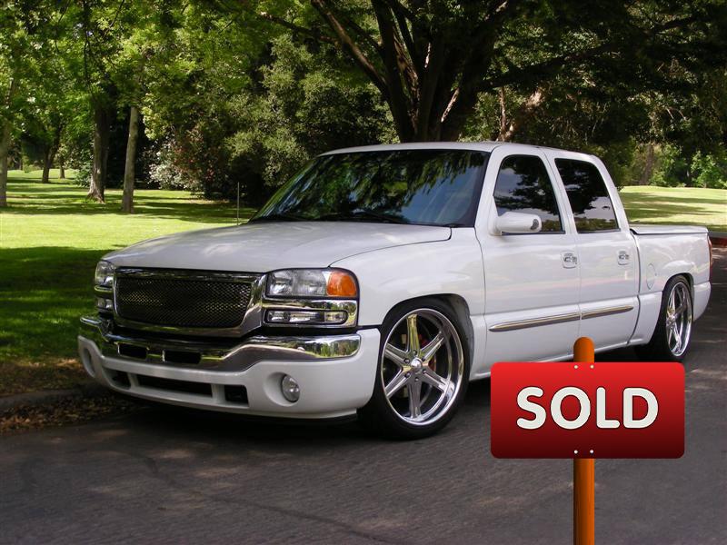 2005 GMC Sierra - SOLD! | SoCal Trucks