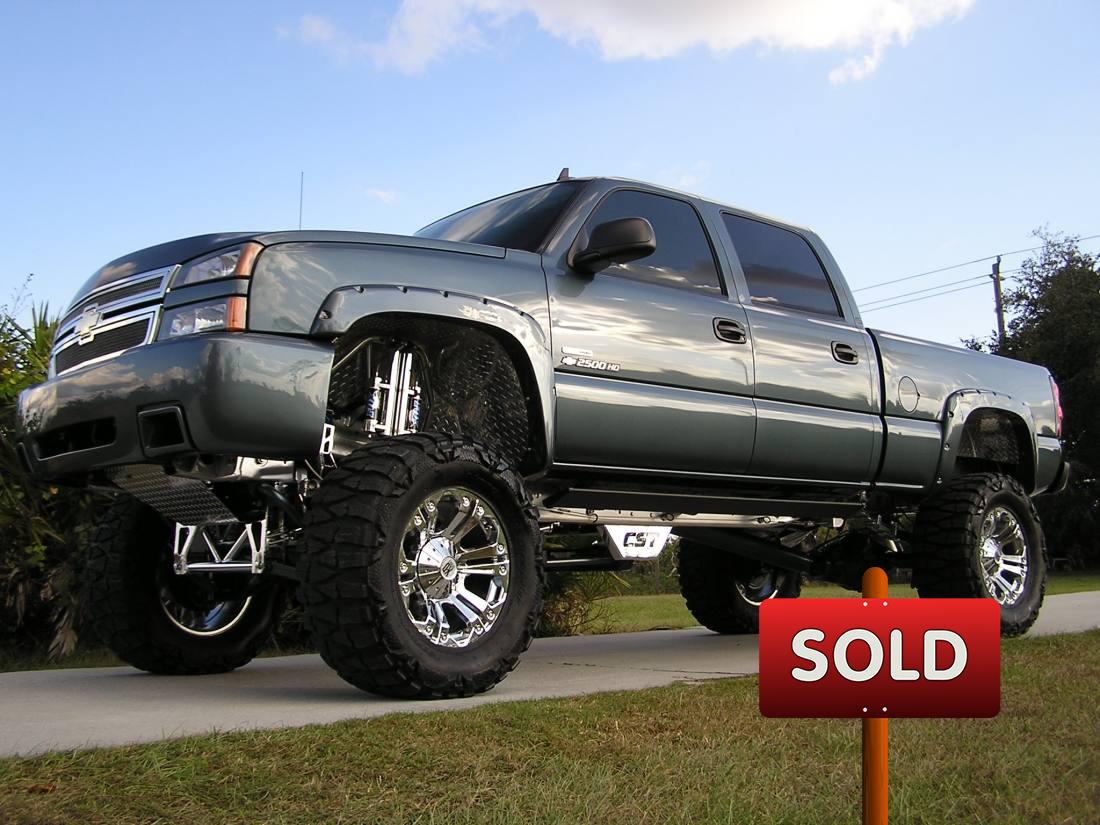 2017 Duramax Price >> 2006 silverado 2500 diesel crew - SOLD! | SoCal Trucks