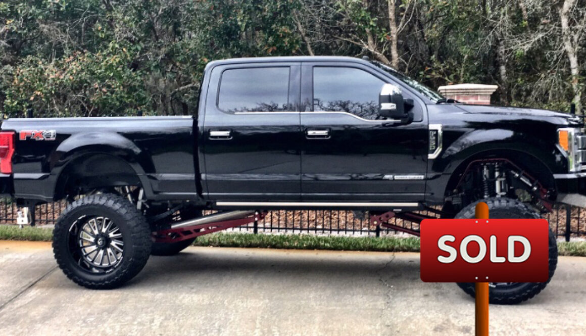 2017 Ford F250 Custom For Sale