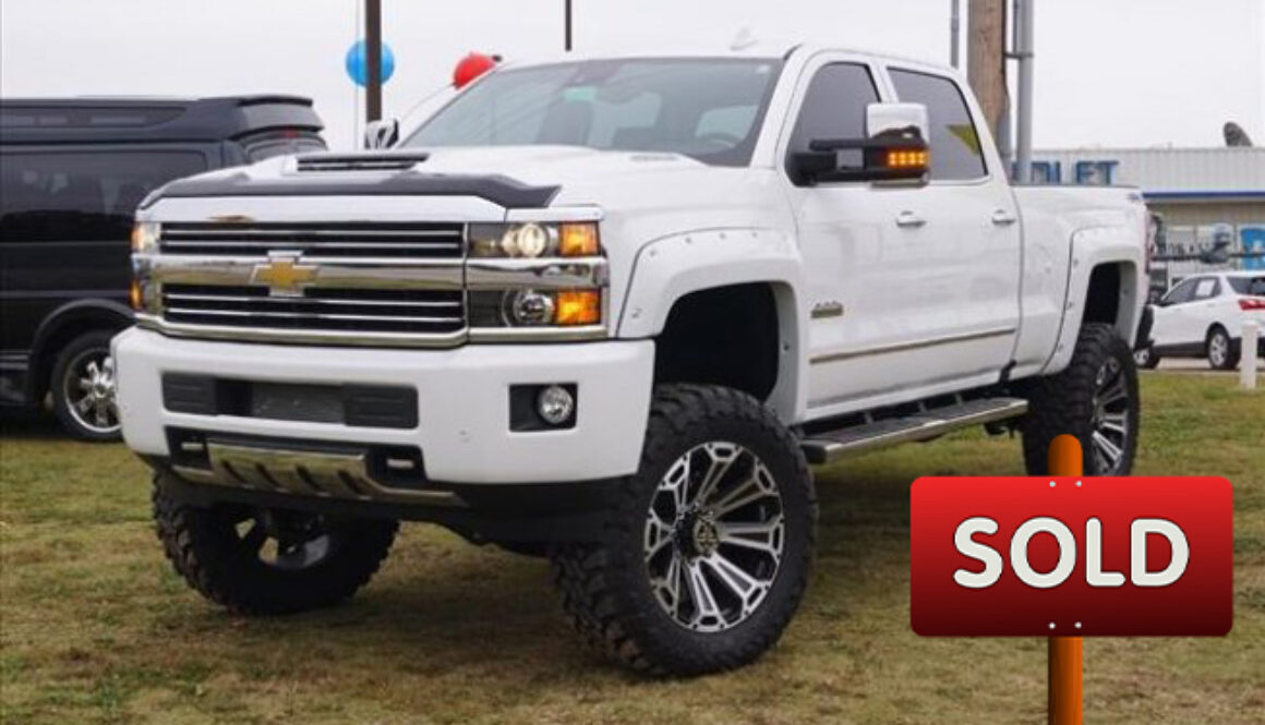 New Chevy For Sale