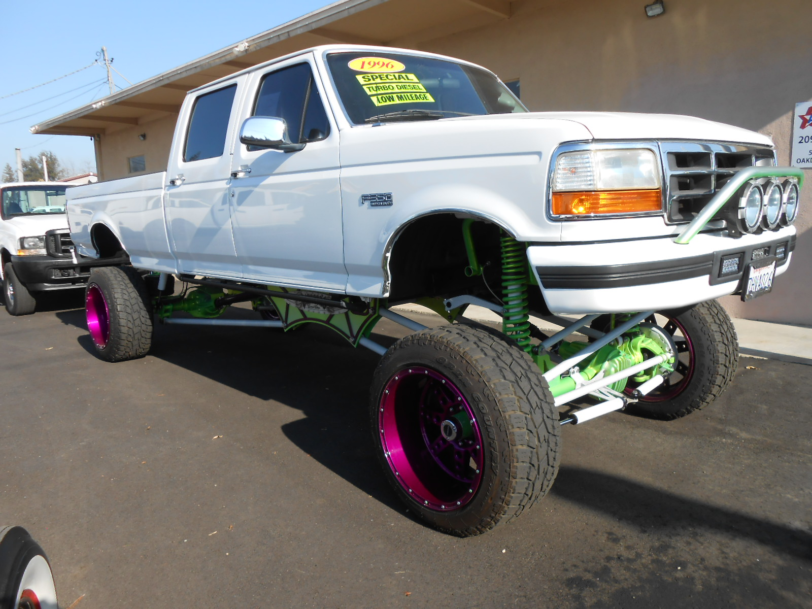 Ford Truck OBS