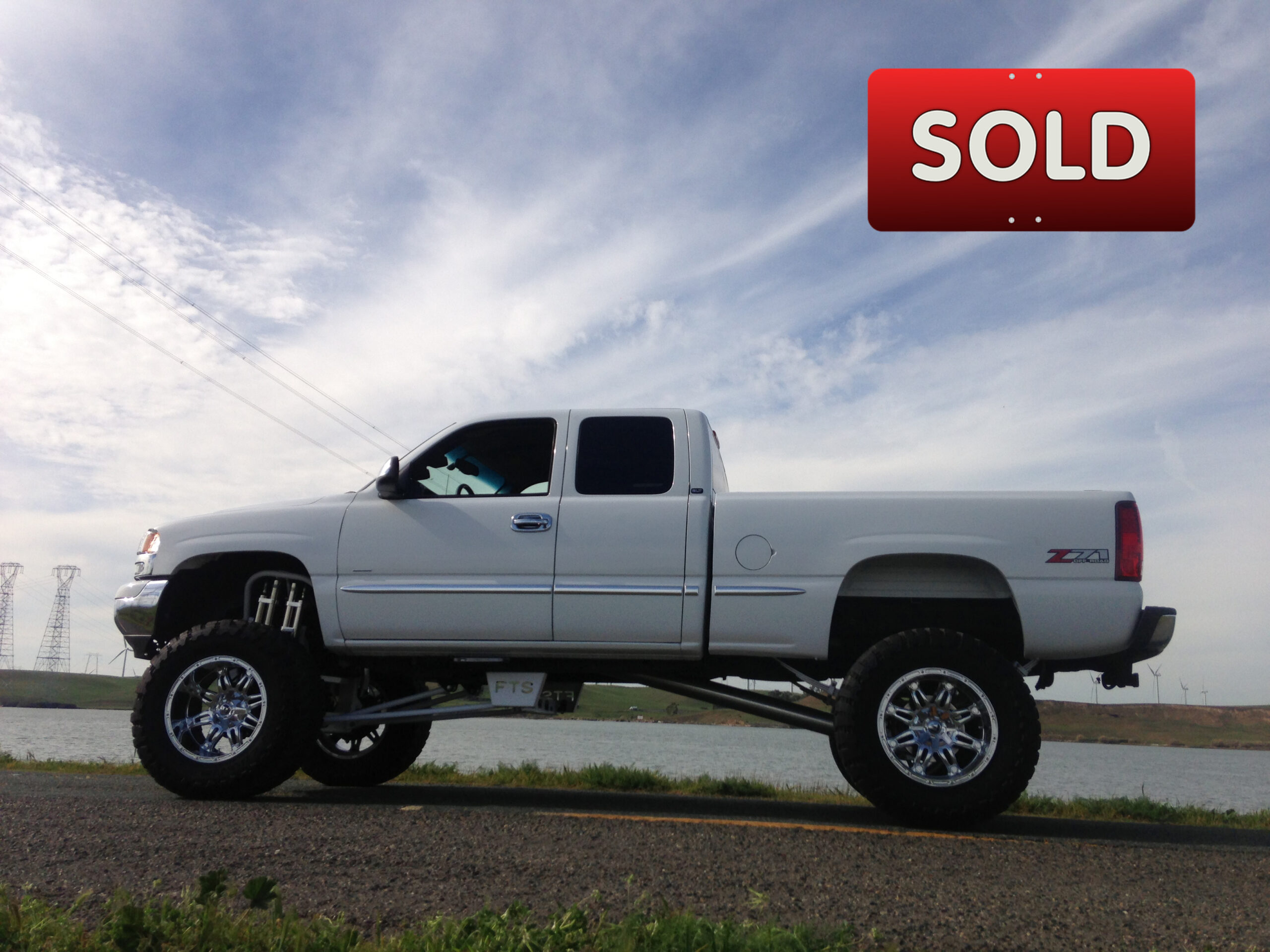 2001 GMC Sierra For Sale