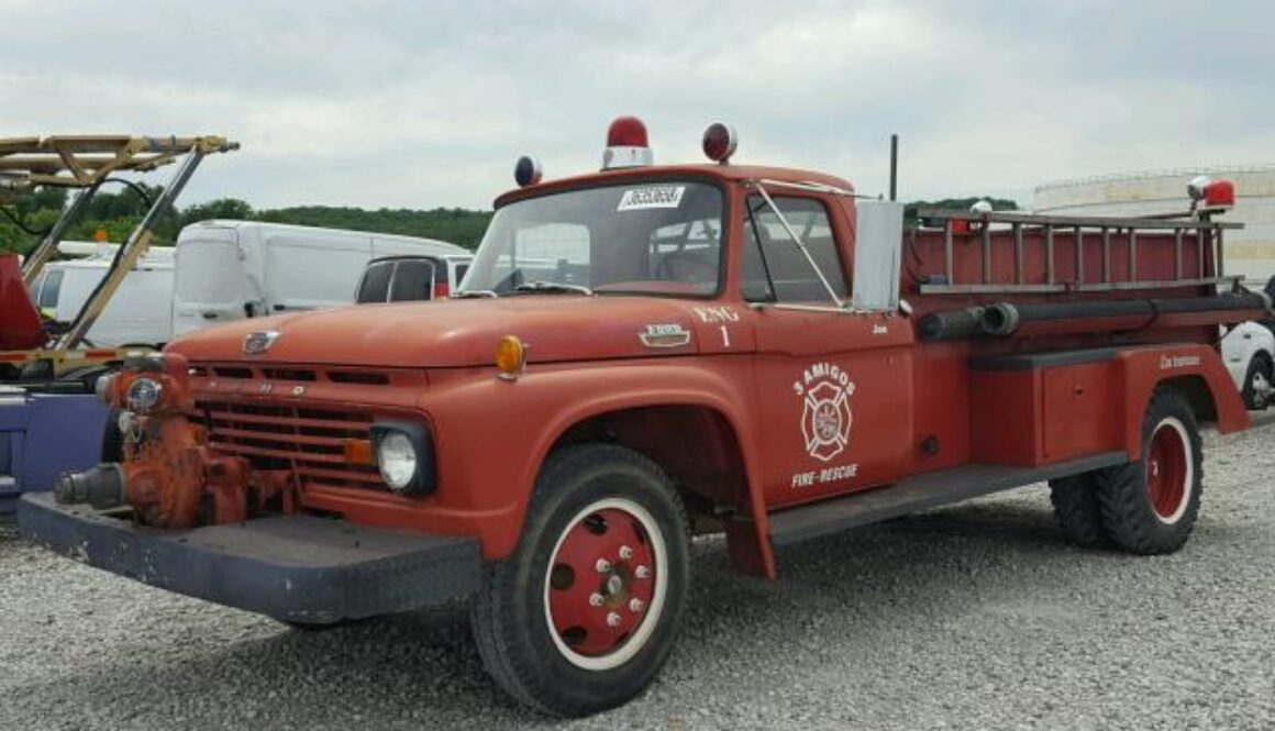 Ford F600 For Sale