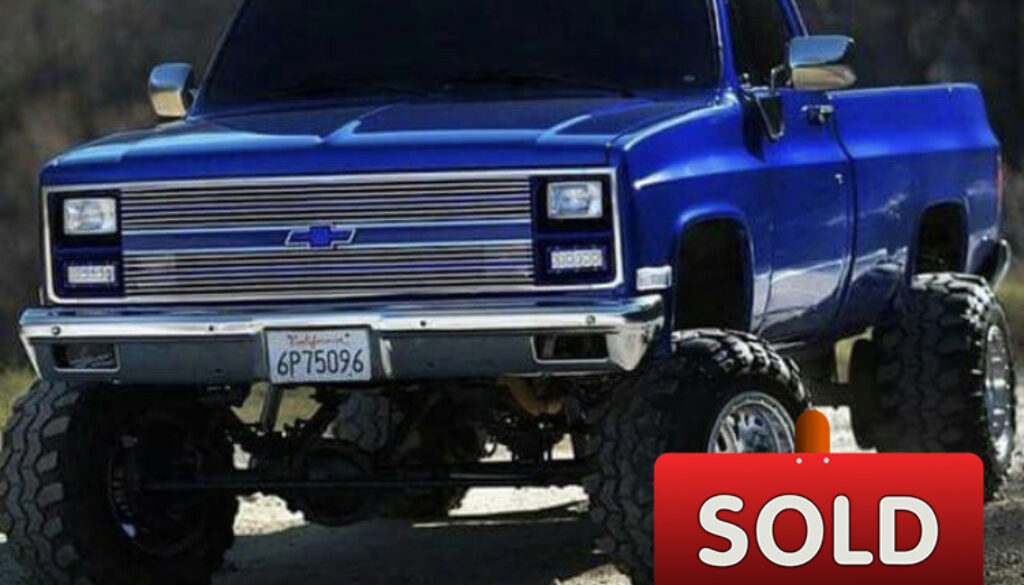 Old Square Body Chevy S Does It Get Any Better Socal Trucks