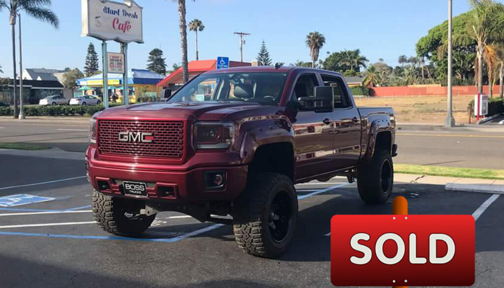 Custom Pickup Trucks for sale
