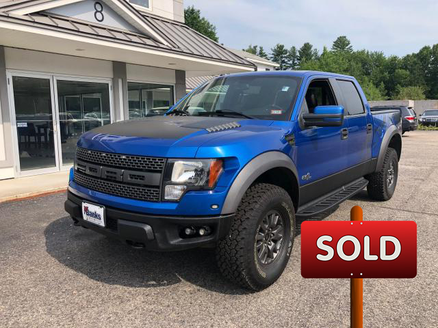 For Sale Raptor