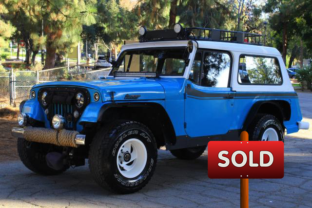 Willys Jeep For Sale >> 1968 Jeep Commando For Sale   SoCal Trucks