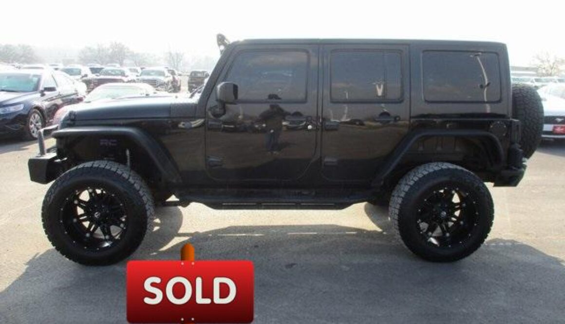 Lifted Jeep For Sale