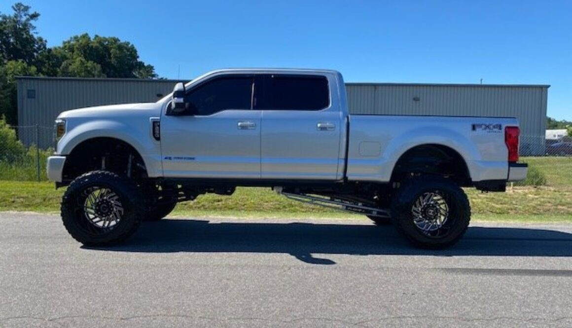 Fordf250 profile